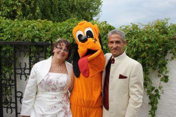 mascotte peluche mariage lyon
