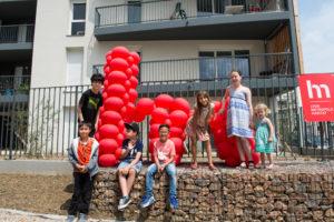 Ballon hélium pour événement