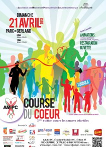 course du coeur 21 avril 2013