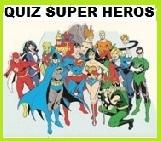 quiz super heros