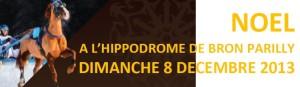 hippodrome bron parilly decembre 2013