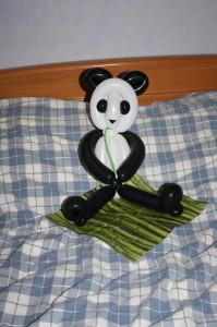 panda ballons